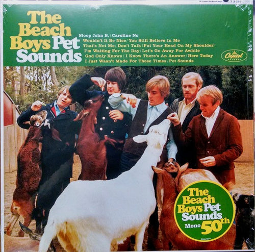 The Beach Boys | Pet Sounds (New)