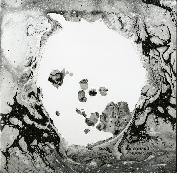 Radiohead | A Moon Shaped Pool (New)