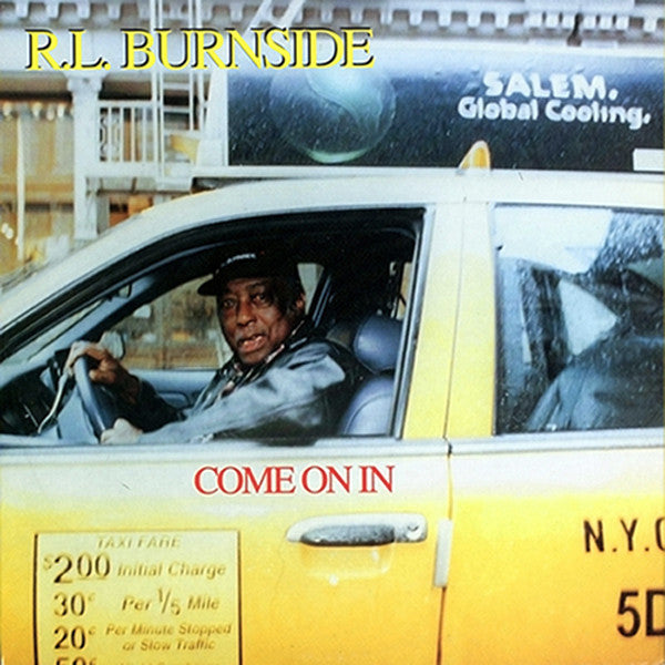 R.L. Burnside | Come On In (New)