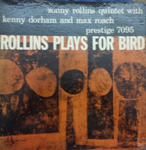Load image into Gallery viewer, Sonny Rollins Quintet | Rollins Plays For Bird