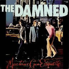 The Damned | Machine Gun Etiquette (New)