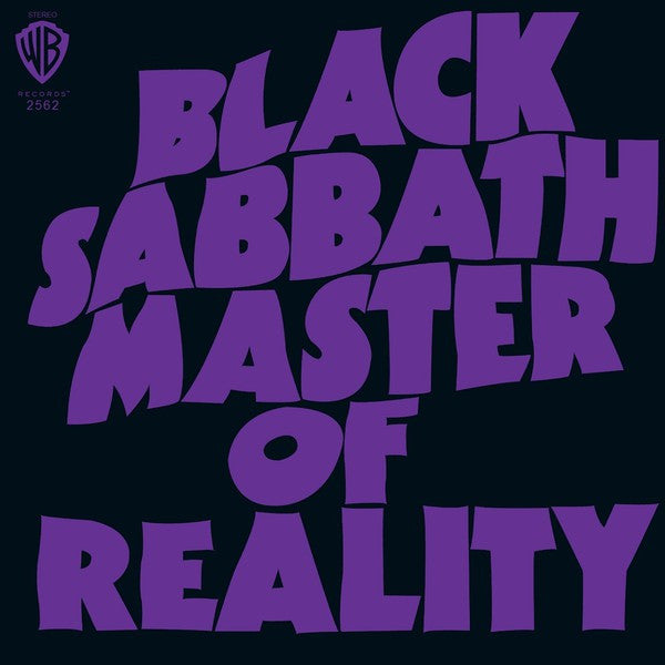 Black Sabbath | Master Of Reality (New)