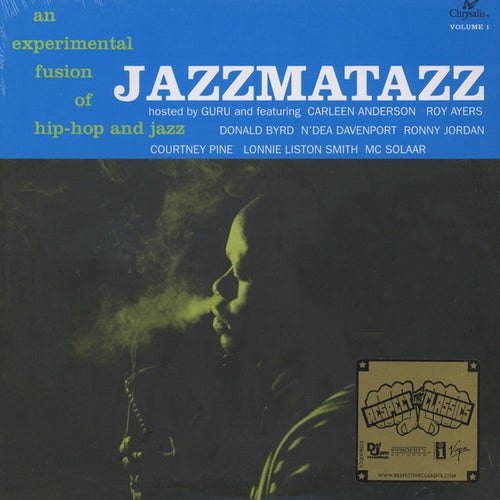 Guru | Jazzmatazz Volume: 1 (New)