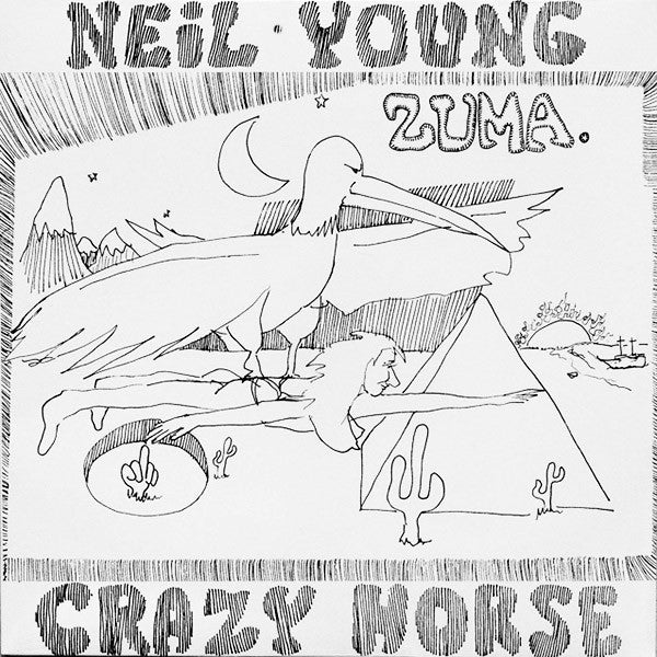 Neil Young & Crazy Horse | Zuma (New)