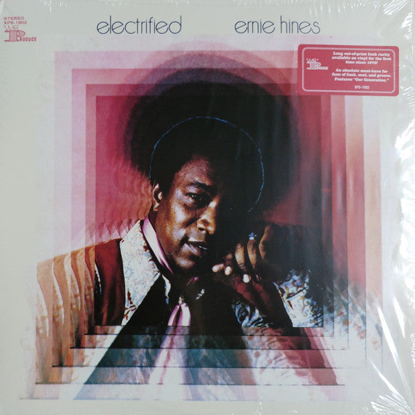 Ernie Hines | Electrified (New)