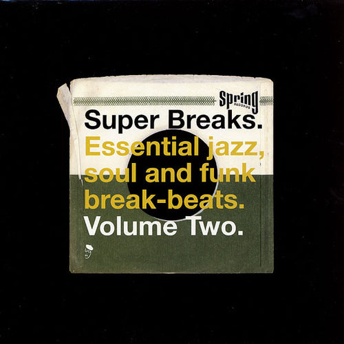 Various | Super Breaks. Essential Jazz, Soul And Funk Break-Beats. Volume Two (New)