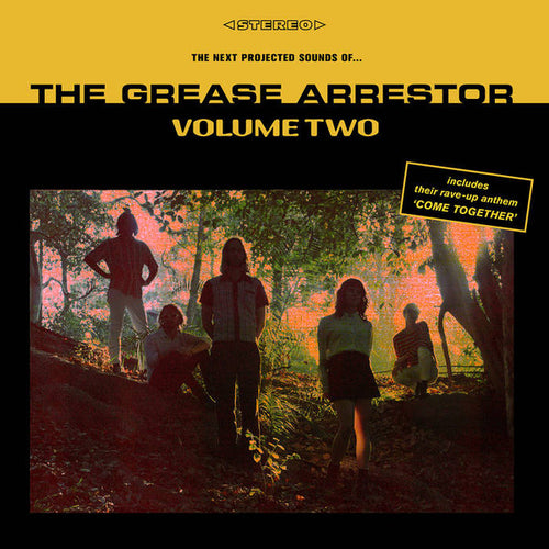 The Grease Arrestor | Volume 2 (New)