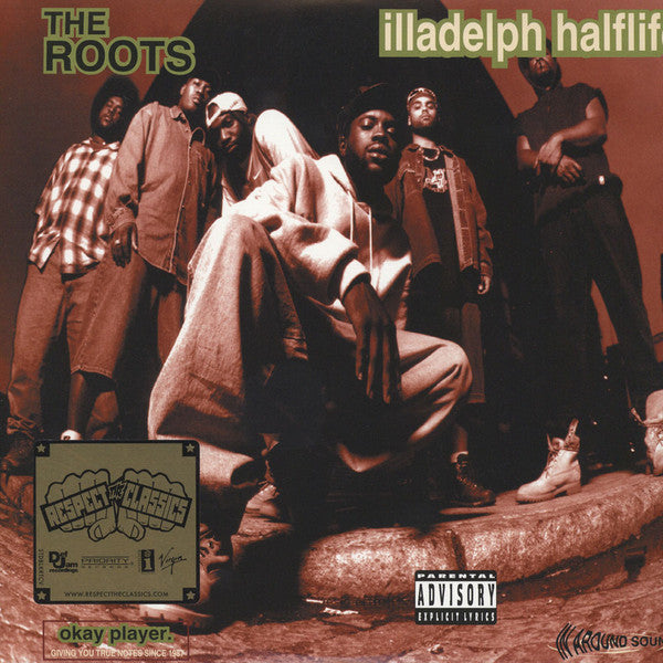 The Roots | Illadelph Halflife (New)