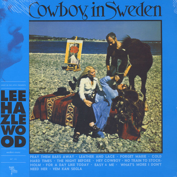 Lee Hazlewood | Cowboy In Sweden (New)