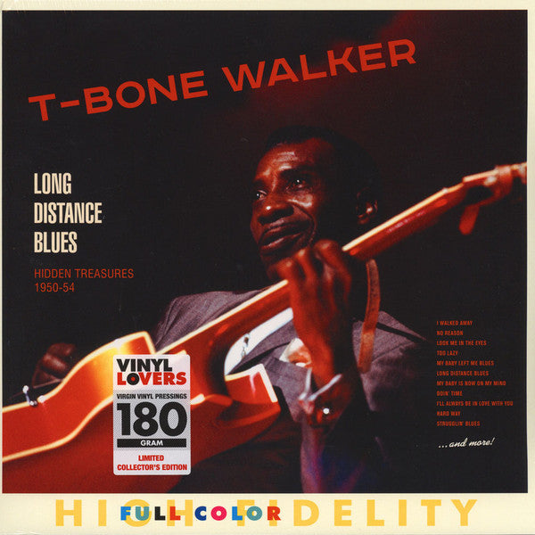 T-Bone Walker | Long Distance Blues (New)