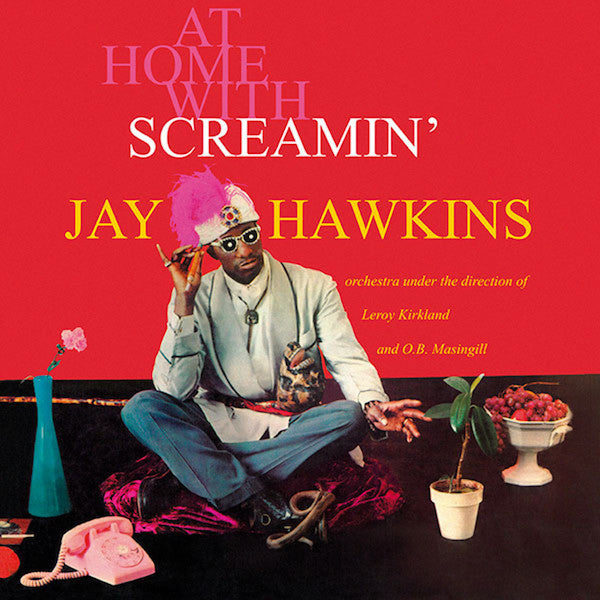Screamin' Jay Hawkins | At Home With Screamin' Jay Hawkins (New)