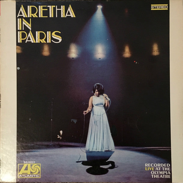 Aretha Franklin | Aretha In Paris