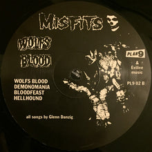 Load image into Gallery viewer, Misfits | Earth A.D. / Wolfs Blood (New)