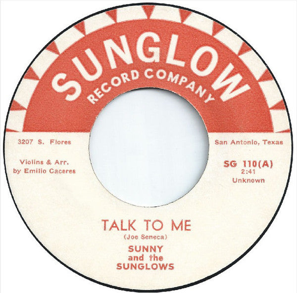 Sunny & The Sunglows | Talk To Me / Pony Time