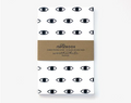 Eye Pattern Notebook