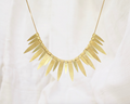 Cleo Necklace by Mountainside Handmade Jewelry