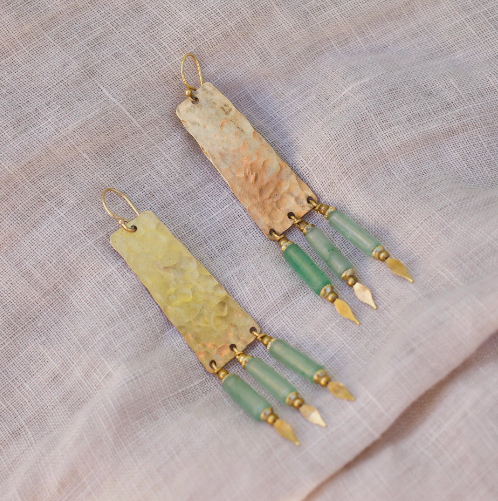 Cuzco Earrings by Mountainside Handmade Jewelry