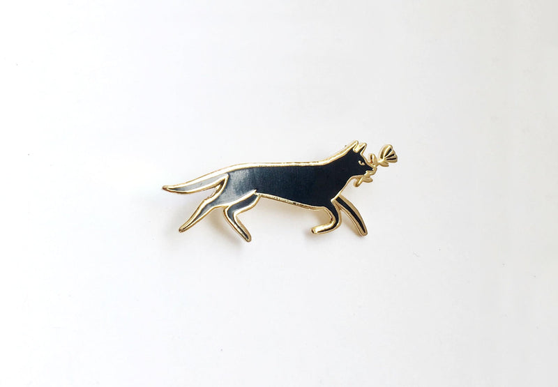 Dog Years Pin