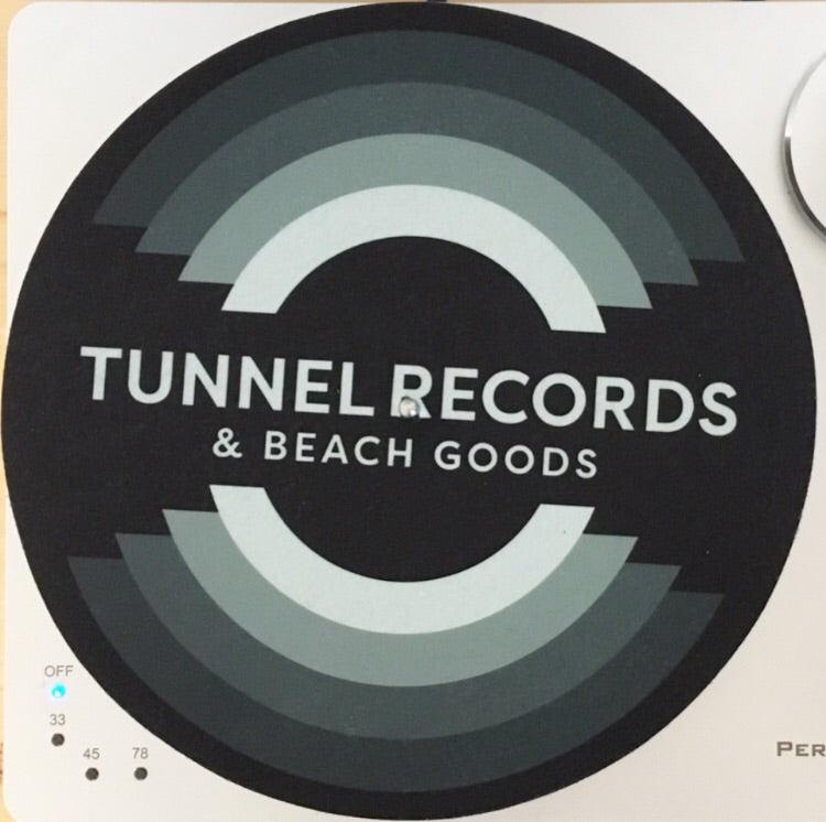Tunnel Records + Beach Goods Slipmat