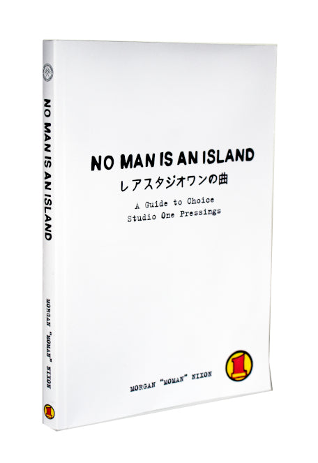 No Man Is An Island Book by Morgan Nixon