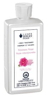 Lampe Berger 415340 Timeless Rose Fragrance, 500ml/16.9 fl. oz.