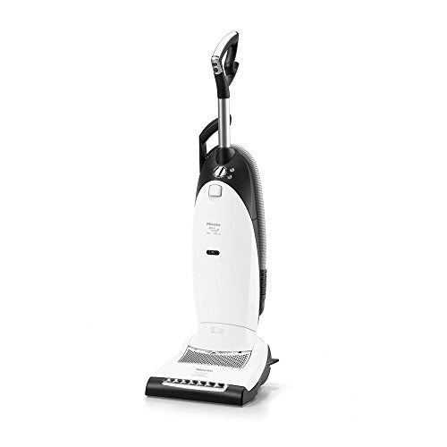 Miele New Dynamic U1 Cat and Dog Upright Vacuum, Lotus White - Corded