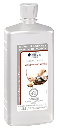 Lampe Berger Fragrance, 33.8 Fluid Ounce, Luxurious Venice
