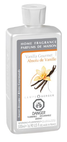 Lampe Berger Fragrance - Vanilla Gourmet , 500ml / 16.9 fl.oz.