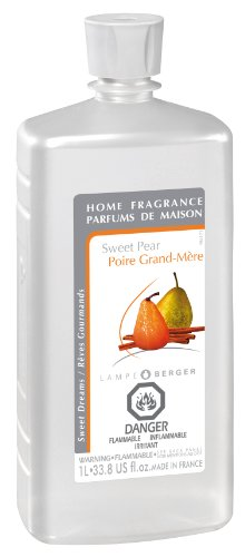 Lampe Berger Fragrance, 33.8 Fluid Ounce, Sweet Pear