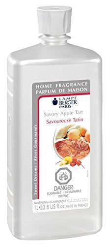 Lampe Berger Fragrance, 33.8 Fluid Ounce, Savory Apple Tart