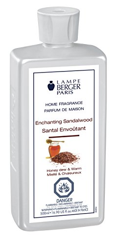 Lampe Berger Fragrance - Enchanting Sandalwood , 500ml / 16.9 fl.oz.