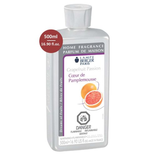 Lampe Berger Fragrance - Grapefruit Passion , 500ml / 16.9 fl.oz.