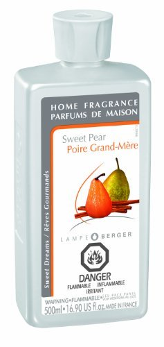 Lampe Berger Fragrance - Sweet Pear , 500ml / 16.9 fl.oz. by Lampe Berger