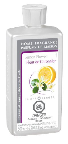 Lampe Berger Fragrance - Lemon Flower , 500ml / 16.9 fl.oz.