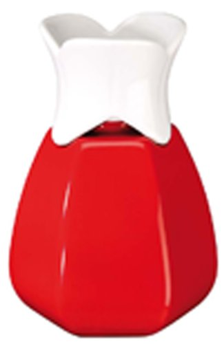 Lampe Berger Primavera Fragrance Lamp, Red Porcelain