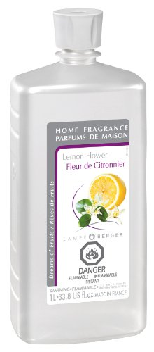 Lampe Berger Fragrance,  33.8 oz , Lemon Flower