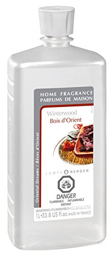 Lampe Berger Fragrance, 33.8 Fluid Ounce, Winterwood