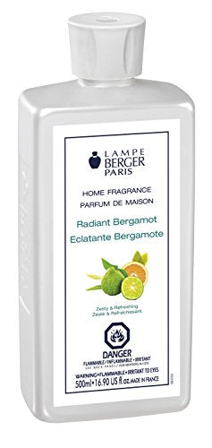 Lampe Berger 415341 500ml-Radiant Bergamote Fragrance - Radiant Bergamote , 500ml / 16.9 Fl.Oz
