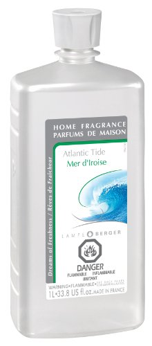 Lampe Berger Fragrance, 33.8 Fluid Ounce, Atlantic Tide