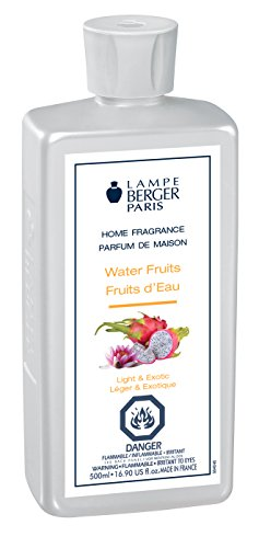 Lampe Berger 415351 500ml-Water Fruits - Water Fruits , 500ml / 16.9 Fl.Oz