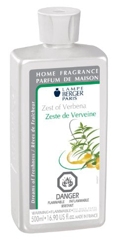 Lampe Berger Fragrance - Zest of Verbena , 500ml / 16.9 fl.oz.