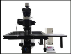 BMI470 Industrial Inspection Microscope with 470mm travel