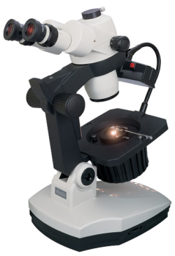 GM-168 Gemmological stereomicroscope system