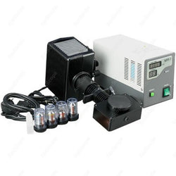 Low-Price EPI Fluorescence-AmScope Supplies EPI Fluorescence Microscopy Kit for Compound Microscopes SKU: FK-EPI-2