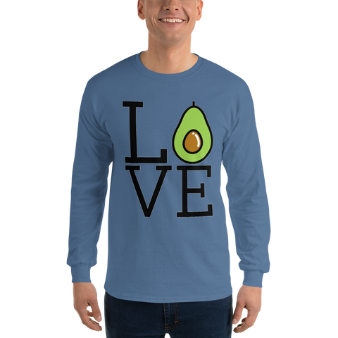 Love Avocado - Long Sleeve T-Shirt