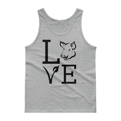 Love Pigs - Men's Tank Top
