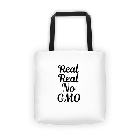 Real Real No GMO - Tote bag