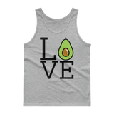 Love Avocado - Men's Tank Top