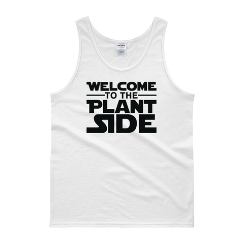 Welcome to the Plant Side - Men's Tank Top