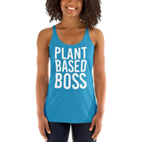 Plant Based Boss - Women's Tank Top